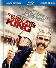 The Man Who Would Be King (Blu-ray Disc, 2011, DigiBook) Sean Connery