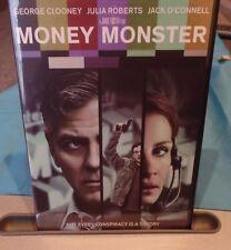 Money Monster (DVD, 2016), CLOONEY, ROBERTS