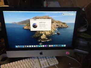 "Apple iMac A1418 Core i5 2.7 21.5"" 8GB 1TB HDD Late 2013 Catalina 10.15"