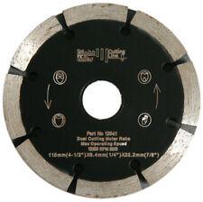 Dual Cut Mortar Raking Diamond Blade, Disc Rake, 115 mm, & 125 mm. Fast Cutting.