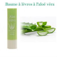 Baume à lèvres soin protection hydratation à l'aloé véra CRE816