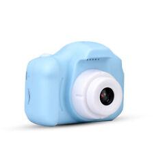 HD children's digital camera X2 cartoon,blue,No memory card
