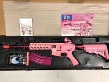 G&G Femme Fatale FF15 Electric Blowback Metal Gearbox M4 Airsoft AEG Gun Rifle