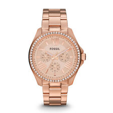 Fossil Women's Cecile Stainless steel watch Model# AM4483
