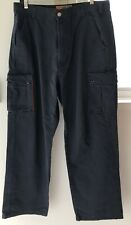 Vintage Stussy 'Outdoor' Cargo Pants 36 Waist 90s Authentic