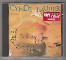 *** Cyndi Lauper _ True Colors *** Album CD audio - 1986