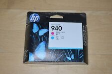 New Retail Genuine HP 940 Magenta Cyan Printhead Officejet 8000 8500 8500A May14