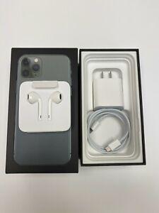 Apple iPhone 11 Pro, 256GB, MidnightGreen, Unlocked A2160 UNDER WARRANTY, 98% B