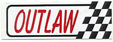 Outlaw Official Racing Decal   D404