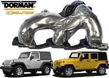 Dorman 674-915 Driver Side Exhaust Manifold For 2007-2011 Jeep Wrangler New USA