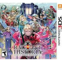 Radiant Historia: Perfect Chronology (Nintendo 3DS) BRAND NEW & SEALED!!