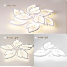 LED 25W-75W Deckenleuchte Dimmbar Fernbedienung Deckenlampe Lampe Kronleuchter