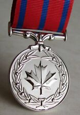 Canada - Canadian Medal of Bravery Full Size Specimen Superb ( SCARCE )