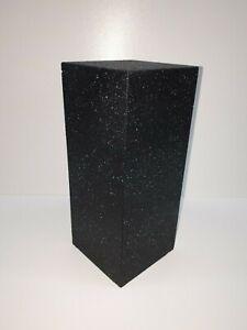 """Dekosäule schwarz """"Granit"""", Deko Säule, Podest, Säule"""