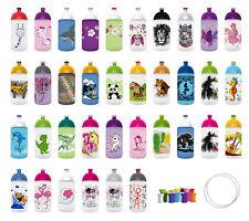 Trinkflasche Quetschflasche Fahrradflasche Kinderflasche Kindergartenflasche