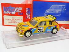 Vitesse 1/43 - Peugeot 205 T16 Camel Paris Dakar 1987