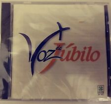 VOZ DE JUBILO (2002 BRAND NEW CD)