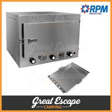 Road Chef Big Bertha 12V 13L Dual Element Oven (BBRC12VO)