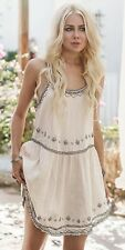 NWT Spell & the Gypsy Collective Designs Folklore Sundress - Ivory - Sz XS