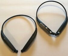 1 LG TONE ULTRA+ HBS-820S Wireless In-Ear Behind-the-Neck- Pre Owned w/Speaker