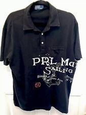 RARE Polo Ralph Lauren PRL Marine Co. Sailing Supplies Bleeker ST.Mens SZ XL$90
