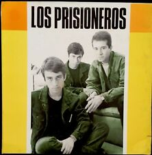 Los Prisioneros LP Rare Venezuela Pressing Scarce Chile Rock Español No Soda