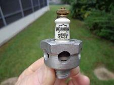 Vintage Harley Spark Plug Air Cooled Knucklehead Panhead WLA C B UL VL Sparkplug