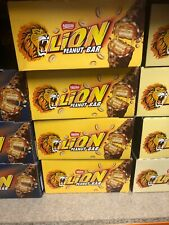 LION PEANUT CHOCOLATE BAR 40x40g FREE DELIVERY 08/20