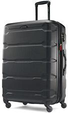 """Samsonite Omni 28"""" Hardside Spinner Expandable Upright Luggage - Black"""