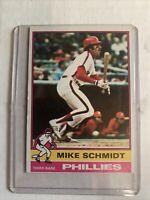 1976 Topps #480 Philadelphia Phillies Mike Schmidt Card!