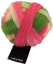 Laceball von Schoppel 100g Farbe 2079 Durch die Blume traumhaftes Lacegarn