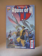 HOUSE OF M #1 di 4 -  Marvel Miniserie n°69 2006 Panini  [G816]