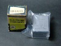 Unused TAMURA Audio Transformer  TD-1631  ,  Pri 600 Ω : Sec. 600 ΩCT- 600 ΩCT