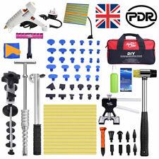 PDR Tools Dent Hail Slide Hammer Puller Lifter Bridge Tabs Paintless Removal Kit