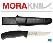 Morakniv Fixed Blade Knife Companion 125 Years Stainless Steel With Sheath 01986