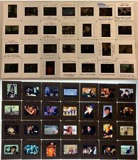 28 Movie 35mm Slides Press Promo Lot Original Vintage Actors Hollywood Studios