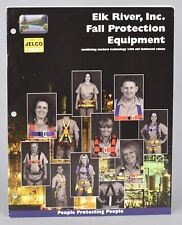 Elk River Fall Protection Equipment 2003 Trade Show Dealer Catalog D23
