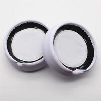 1 Pair Foam Pads Ear Pad Sponge Earpad Headphone Cover White for SIBERIA 650