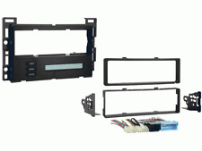 99-3303 ISO & Single Din Radio Install Dash Kit & Wires for GM, Car Stereo Mount