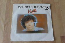 richard cocciante - vieille   45t