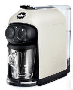 Lavazza a modo mio  Desea Pod Coffee Machine, White LM 950
