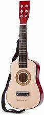 Gitarre New ClassicToys 10344 Musikinstrument Musik Spielzeug Holzgitarre B-WARE