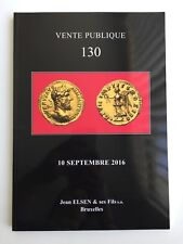 JEAN ELSEN COIN AUCTION CATALOG VENTE PUBLIQUE 130 SEP 2016 ANCIENT WORLD BRUSSL