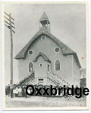 ROSELLE PARK NJ Church Catholic 1920 Communion Italian American Irish Photo