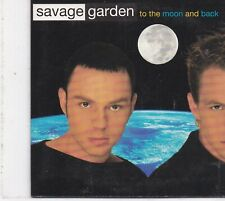 Savage Garden-To The Moon And Back cd single