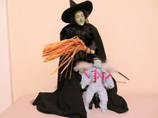 Tonner Margaret Hamilton Wicked Witch of the West and Monkey