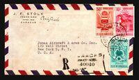 Venezuela 1954 Airmail cover w/ Better  - Z16260