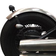 130 mm breiter Stahlfender für Harley Davidson Rigid Frame Custombike Chopper