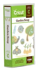 Cricut GARDEN SOUP Art  Cartridge NEW & SEALED IN PACKAGE