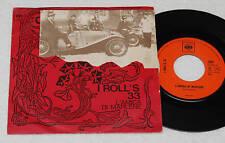 "I ROLL'S 33:7""-L'AMICA DI MARLENE-1°STAMPA ITALY 1968"